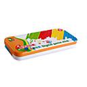 Buy Building Blocks / Educational Toy Gift Leisure Hobby Cylindrical Wood 2 4 Years 5 7 Rainbow Toys