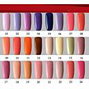Buy ANA 192 Colors Gelpolish Nail Art Soak UV Gel Polish 10ml 1-24