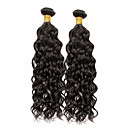 Buy Vinsteen Unprocessed Human Hair Water Wave Shedding Tangle 100% Brazilian Natural Color Peruvian Indian Extension