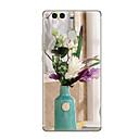 Buy Pattern Case Back Cover Flower Soft TPU Huawei P9 Lite Plus P8