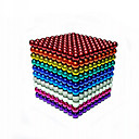Buy Magnet Toys 343 Pieces MM Building Blocks Magnetic Balls Executive Puzzle Cube Gift