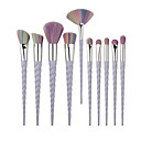 Buy 1Contour Brush Makeup Set Blush Eyeshadow Lip Concealer Fan Foundation Synthetic Hair