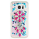 Buy Samsung Galaxy S7edge S7 DIY Rhinestone Case Back Cover Flower TPU S6edge S6 S5