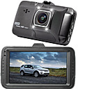 Buy Car Dvr Dash cam Infrared LED Light Night Vision 170 Degree Wide angle G-senser Loop recorder Parking Mode Video Registrator FHD 1920x1080P 16MP