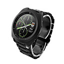 Buy G6 MTK2502 Ultra Thin IPS Screen Step Rate Heart Monitoring Metal Strap Bluetooth Smartwatch Android & Ios