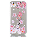 Buy Huawei P9 Lite P8 (2017) Case Cover Peach Blossom Pattern Relief Dijiao TPU Material High Phone