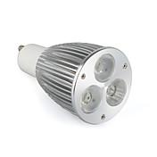 GU10 6W 520lm ciepłe / naturalna / chłodne białe światło Żarówka LED spot (85-265V)