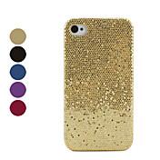Carcasa de Protección Brillosa Para el iPhone 4/4S (Colores Surtidos)