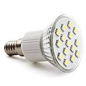 3W E14 / GU10 / E26/E27 LED Spot Lampen MR16 15 SMD 5050 200 lm Warmes Weiß / Natürliches Weiß AC 220-240 V