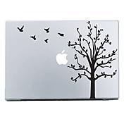 """11"""" 13"""" 15"""" 맥북 에어 프로용 달빛 애플 맥 데칼 스킨 스티커 커버"""