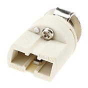 G9베이스 전구 소켓 세라믹 램프 홀더