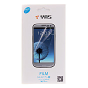 High Transparent film protector de pantalla para Samsung Galaxy S3 i9300