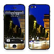 """다 코드 ™ 아이폰 5/5S를위한 피부 : """"밤 샹젤리제""""(시 시리즈)"""