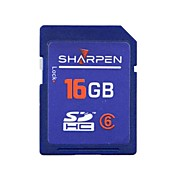 16GB SD 카드 메모리 카드 Class6