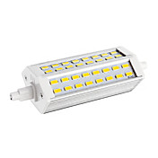 3.5w r7s 옥수수 조명 48 smd 5730 250-300 lm 따뜻한 흰색 ac 220-240 v