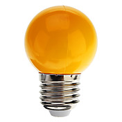 1w e27 led 글로브 전구 g45 7dip led 90 lm 멋진 흰색 / 파랑 / 노랑 / 녹색 / 빨간색 ac 220-240 v