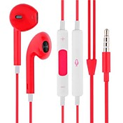 Colorful 3.5mm In-ear Earphones Earbuds Headphones w/ MIC for iPhone 6 iPhone 6 Plus