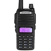 보풍 UV-82 워키 토키 128CH 400-470MHz / 136-174MHz 1800mAh 5KM-10KM 송수신 겸용 라디오