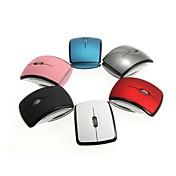 2.4G 무선 접이식 미니 마우스 (분류 된 색깔)