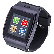 """안티 - 잃어버린 블루투스 보수계와 aoluguya S11 1.55 """"터치 스크린 스마트 시계 전화 (모듬 색상)"""