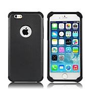 용 아이폰6케이스 / 아이폰6플러스 케이스 충격방지 케이스 뒷면 커버 케이스 갑옷 하드 실리콘 iPhone 6s Plus/6 Plus / iPhone 6s/6