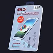 삼성 S4 i9500에 대한 마일로 블루 레이 안티 근시 강화 유리 0.33mm의 2.5D 화면 보호기