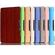 용 삼성 갤럭시 케이스 스탠드 / 플립 / 오리가미 / 마그네틱 케이스 풀 바디 케이스 단색 인조 가죽 Samsung Tab S 10.5
