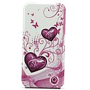 열고 아이폰 6 다운 사랑 패턴 전화 보호 쉘 전신 경우 플러스