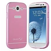 용 삼성 갤럭시 케이스 충격방지 케이스 뒷면 커버 케이스 단색 아크릴 Samsung S3
