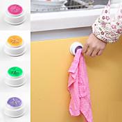 수건 홀더 (임의 색상)를 설치 쉽게 자기 접착제를 끌어 N 찌를