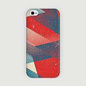 For iPhone 6 Case / iPhone 6 Plus Case Pattern Case Back Cover Case Geometric Pattern Hard PC iPhone 6s Plus/6 Plus / iPhone 6s/6