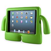 용 방수 / 스탠드 / 아이 안전 케이스 뒷면 커버 케이스 단색 하드 EVA Apple iPad Mini 3/2/1