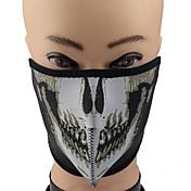 Bicicleta/Ciclismo Mascara Facial Unisex Nylón / Poliéster Cráneos / ModaCamping y senderismo / Caza / Deportes recreativos /