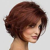 유럽 스타일의 인기 헤어 가발 머리 파 합성 머리 가발