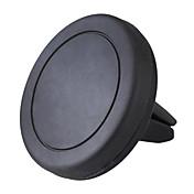 Universal XWJ-1503 Magnetic 360' Rotary Mobile Phone Mount Holder - Black