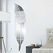 모양 / 3D 벽 스티커 거울 벽스티커 , PS 18*73CM