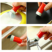 2PCS Stainless Steel Decontamination Magic Wands Metal cleaning Household Decontamination Rods Random Color