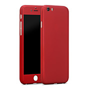 아이폰 강화 유리 필름의 경우 높은 프리미엄 PC의 전신 커버 (6) / 기가 / 6 플러스 / 6S 플러스