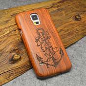 용 삼성 갤럭시 케이스 케이스 커버 패턴 뒷면 커버 케이스 나무결 나무 용 Samsung S5