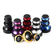 5 0.4 × 0.65 + 10 × 매크로 렌즈 / 180도 어안 + 15 × 매크로 렌즈 / 슈퍼 와이드 보편적 인 와이드 앵글 1