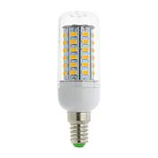 E14 G9 GU10 B22 E12 E26 E26/E27 LED 콘 조명 T 56 SMD 5730 700 lm 따뜻한 화이트 차가운 화이트 AC 85-265 V 1개