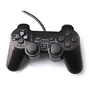 PS2용 듀얼 쇼크 컨트롤러(블랙)