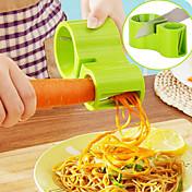 1 pezzi Peeler & grattugia For per la verdura / Per utensili da cucina Acciaio inossidabile Multiuso / Cucina creativa Gadget