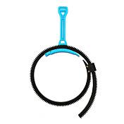 fotga® zoom ajustable sigue el foco flexibles cinturón dentado palanca de anillo de manejar 46-110mm para la cámara DSLR negro azul gris