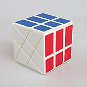 Yongjun® 부드러운 속도 큐브 3*3*3 / 에일리언 속도 매직 큐브 아이보리 ABS