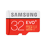 Samsung 33GB 마이크로 SD 카드 TF 카드 메모리 카드 UHS-1 CLASS10 EVO Plus EVO+