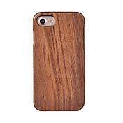 용 방진 케이스 뒷면 커버 케이스 나무결 하드 나무 용 Apple 아이폰 7 플러스 / 아이폰 (7) / iPhone 6s Plus/6 Plus / iPhone 6s/6 / iPhone SE/5s/5