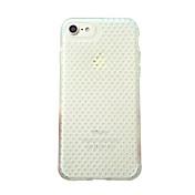 용 Other 케이스 뒷면 커버 케이스 단색 소프트 TPU 용 Apple iPhone 6s Plus/6 Plus iPhone 6s/6