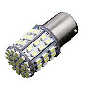 gc® 1156 / BA15S 7.5W 500lm 85x3020 SMD 흰색 자동차 차례 스티어링 라이트 / 브레이크 라이트 램프 용 LED (DC12V)