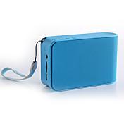 Other 무선 무선 블루투스 스피커 휴대용 야외 방수 마이크 BULT 인 지원 메모리 카드 지원 FM 지원 USB 디스크 스테레오 서라운드 사운드 미니 슈퍼베이스